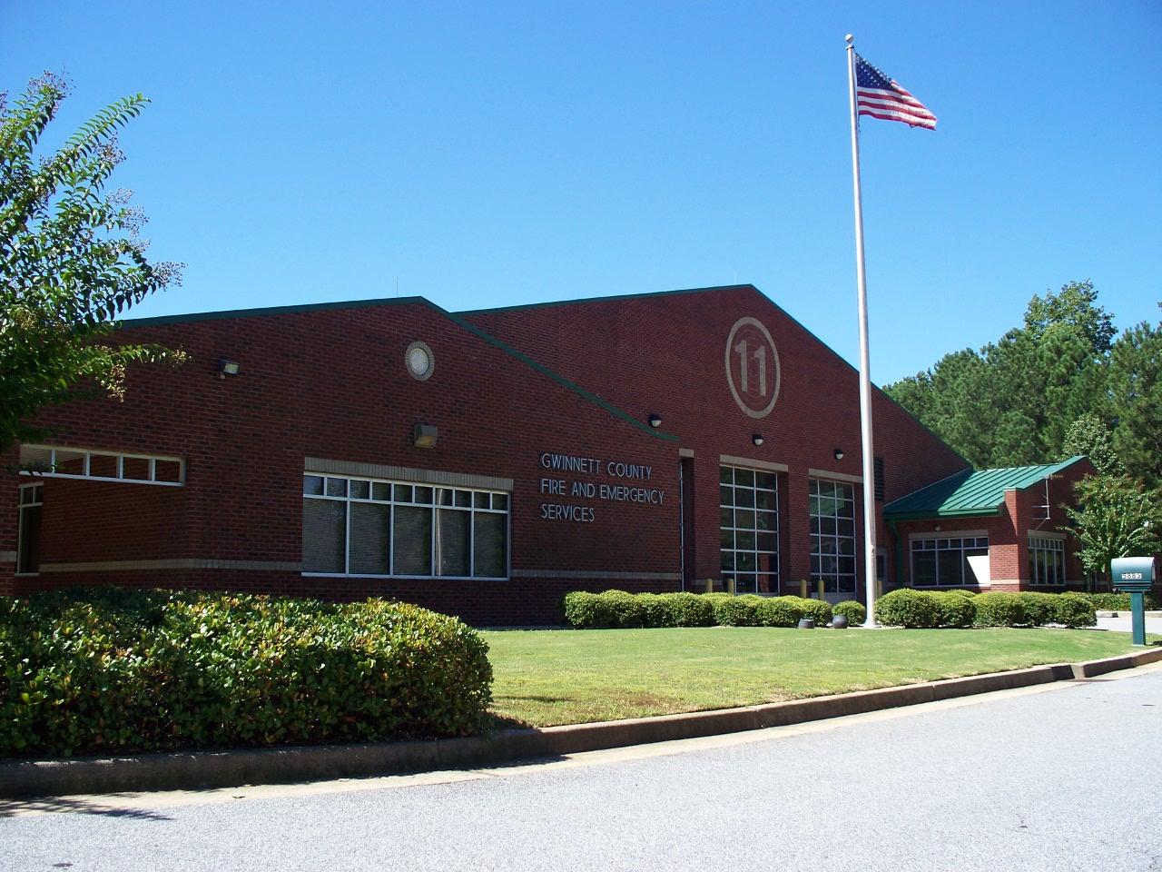 Gwinnett County Fire Stations | LPBC Atlanta Architecture
