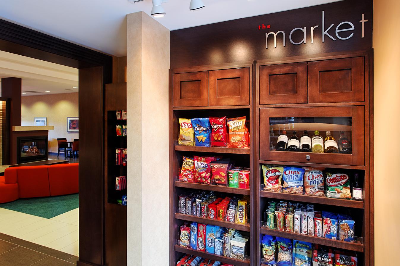 Residence Inn Marriott Lpbc Atlanta Architecture