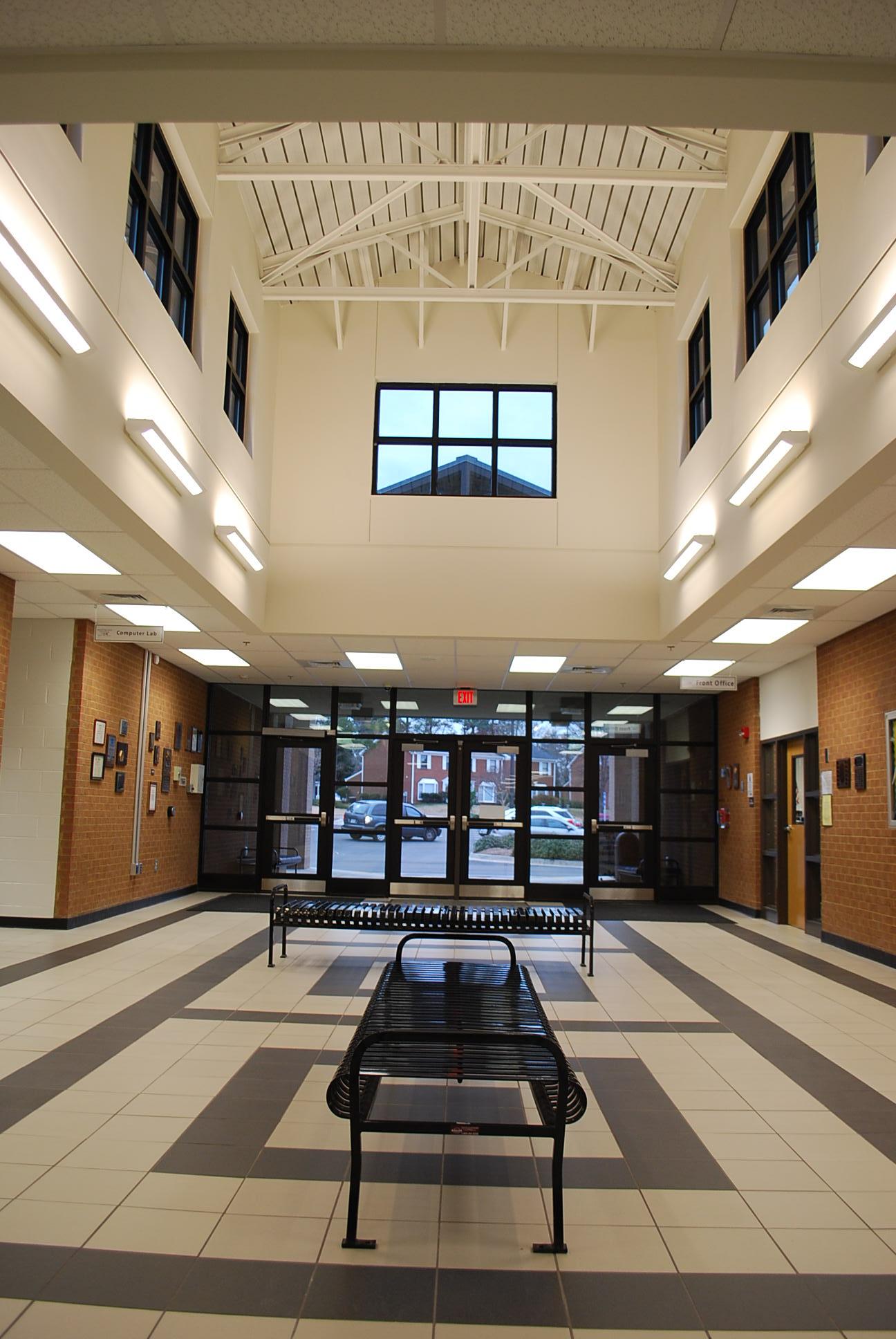 Automotive Repair Shops >> Maxwell High School Career Center   LPBC Atlanta Architecture