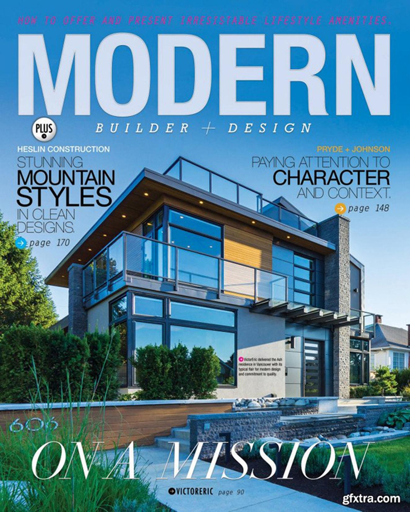 Modern Builder+Design 04-2016