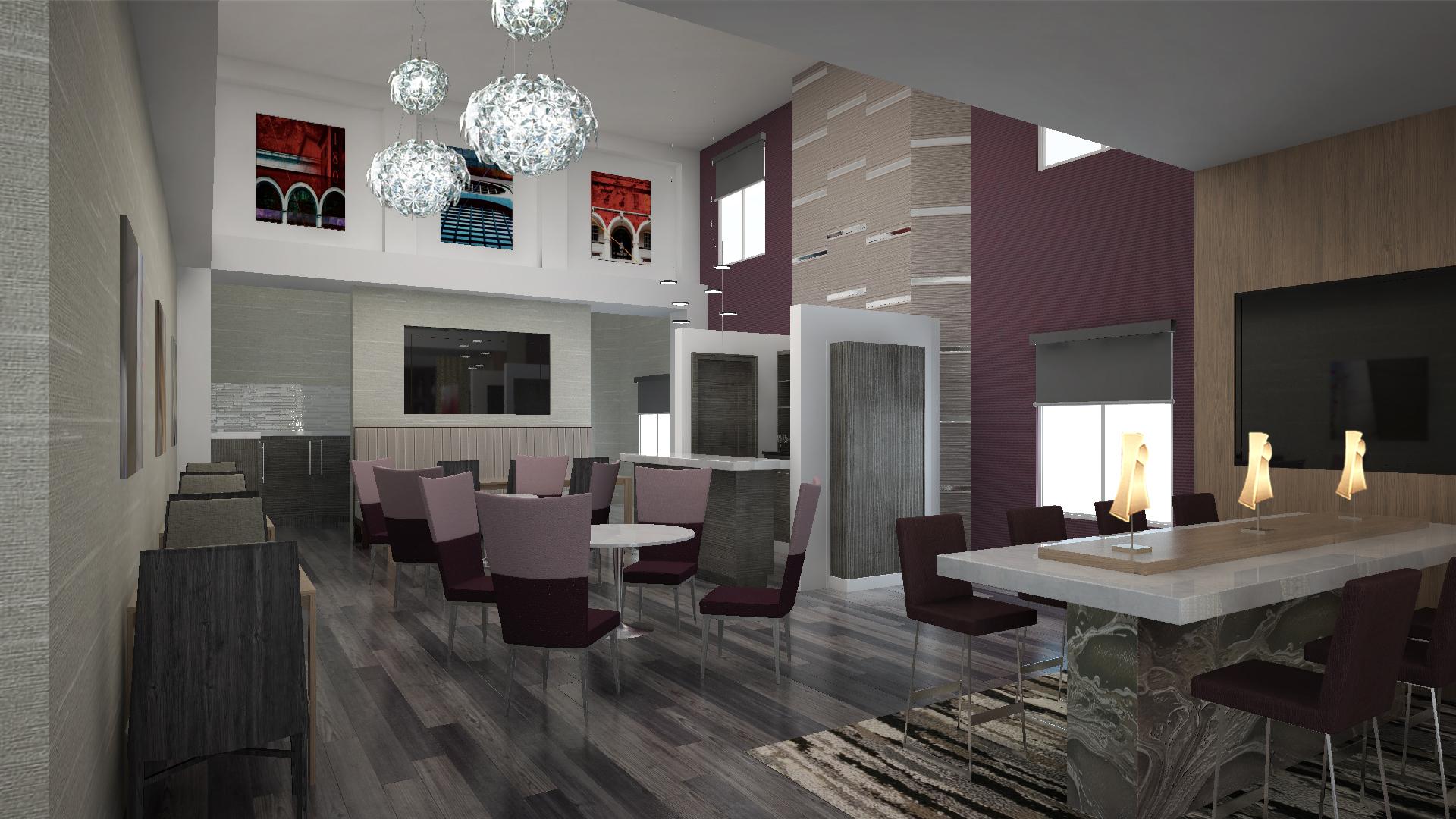Double Tree Alpharetta Lpbc Atlanta Interior Design